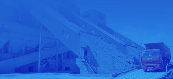 Производство цемента - разработка, очистка и обогащение известковых пород (Экскаваторы, погрузчики, измельчители, грануляторы, дробилки)